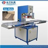 Car Mats High Frequency Welding Machine